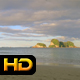 Beach and Small Islands at Suset - VideoHive Item for Sale