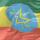 Flag of Ethiopia Waving - VideoHive Item for Sale