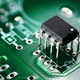 Printed circuit board and chip - PhotoDune Item for Sale