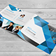 Square Bi-fold Brochure Bundle 3 in 1