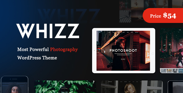 Photography Whizz | Photography for WordPress Photography