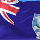 Flag of the Falkland Islands Waving - VideoHive Item for Sale