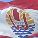 Flag of French Polynesia Waving - VideoHive Item for Sale