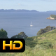 Coastline of Bay With Small Islands - VideoHive Item for Sale