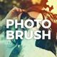 Photo Brush Logo Opener - VideoHive Item for Sale