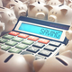 Piggy Bank Saving Calculator - PhotoDune Item for Sale