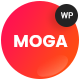 Moga - Creative Agency & Business WordPress Theme - ThemeForest Item for Sale