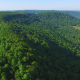Drone Aerial of Green Scenic Hillside - VideoHive Item for Sale