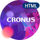 CRONUS - Corporate Business and Agency HTML Template - ThemeForest Item for Sale