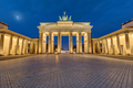 The Brandenburg Gate in Berlin at dawn - PhotoDune Item for Sale