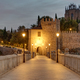 Dawn at the San Martin bridge in Toledo - PhotoDune Item for Sale