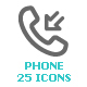 Phone & Calling Mini Icon