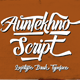 Auntekhno Script - GraphicRiver Item for Sale
