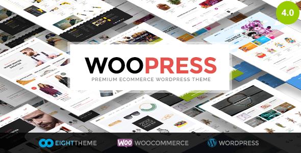 Image of WooPress - Responsive Ecommerce WordPress Theme