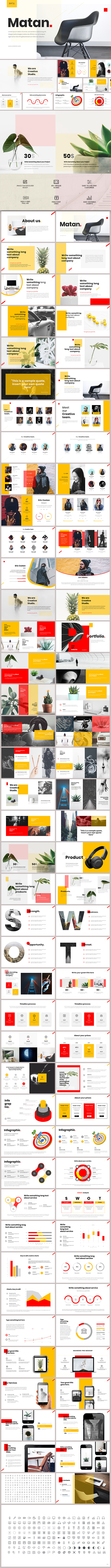 Matan Presentation Template - PowerPoint Templates Presentation Templates
