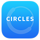 Circles - Keynote Infographics Slides - GraphicRiver Item for Sale