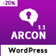 Arcon - Creative Multi-Purpose WordPress Theme - ThemeForest Item for Sale