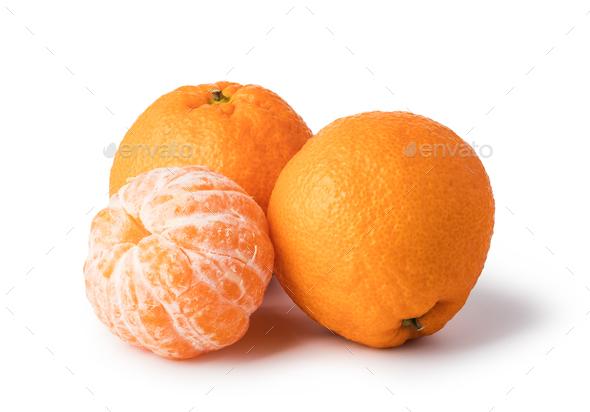 mandarins - Stock Photo - Images