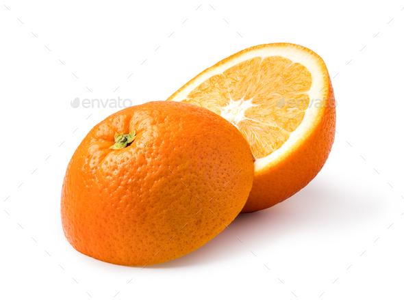 Orange fruit - Stock Photo - Images