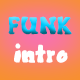 Funk Intro Groove Logo