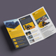 Construction Trifold Brochure