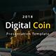 Digital Coin - Business Keynote Presentation