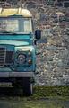 Grungy Farmyard Truck - PhotoDune Item for Sale