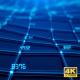 Digital Light Grid Background - VideoHive Item for Sale