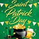 Saint Patrick Flyer Vol.2 - GraphicRiver Item for Sale
