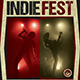 Indie Live Festival Flyer Template V4 - GraphicRiver Item for Sale