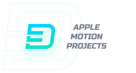 d3luxxxe - Apple Motion Collection