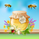 Insects Bees Realistic - GraphicRiver Item for Sale