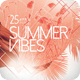 Summer Vibes Poster / Flyer - GraphicRiver Item for Sale