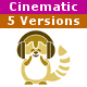 Cinematic Moving Theme