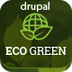Eco Green - Drupal Theme for Environment, Ecology and Renewable Energy Company