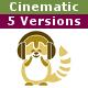 Cinematic Motivational Ensemble
