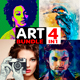 Art Bundle Photoshop Actions - GraphicRiver Item for Sale