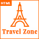 Travel Zone - Tour and Travel Agency HTML5 Template - ThemeForest Item for Sale