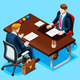 Interviewing job search - GraphicRiver Item for Sale