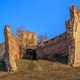 The Slimnic fortress. Transylvania, Romania - PhotoDune Item for Sale