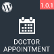 Doctor Appointment Booking Wordpress Plugin - CodeCanyon Item for Sale