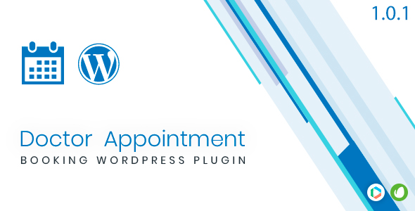 Doctor Appointment Booking Wordpress Plugin