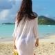 Young Beautiful Woman Having Fun on Tropical Seashore - VideoHive Item for Sale
