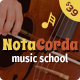 NotaCorda - Music School and Children's Music Academy WordPress Theme - ThemeForest Item for Sale