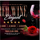 Red Wine Flyer Template - GraphicRiver Item for Sale