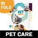 Pet Care Bifold / Halffold Brochure 7 - GraphicRiver Item for Sale