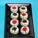 Plate With Caviar Canapes - PhotoDune Item for Sale