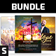 Church Flyer Bundle Vol. 44 - GraphicRiver Item for Sale