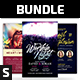 Church Flyer Bundle Vol. 46 - GraphicRiver Item for Sale