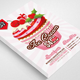Ice Cream Shop Flyer Templates